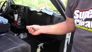 Removing Cigarette Odor From Car Permanently - Advanced Secrets!