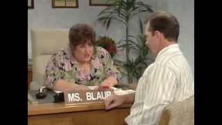 Al Bundy's Interview with Ms Blaub