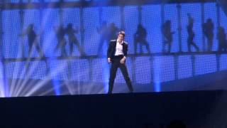 Donny Montell - Love Is Blind - Eurovision Song Contest - Lithuania 2012 - Final