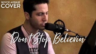 Don't Stop Believin'   Journey (Boyce Avenue Piano Acoustic Cover) On Spotify & Apple