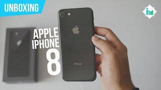 Apple iPhone 8 - Unboxing en español