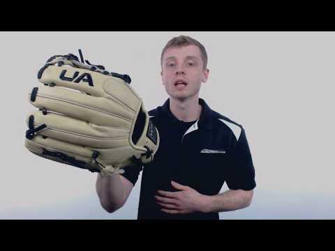 Review: UA Flawless 11.5″ Baseball Glove (UAFGFL-1150I Cream)