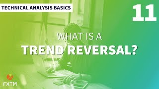What is Trend Reversal in Trading?