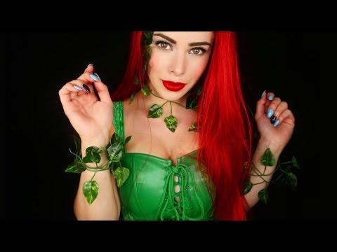 ASMR Poison Ivy DEMANDS Your Tingles ❤️🍃