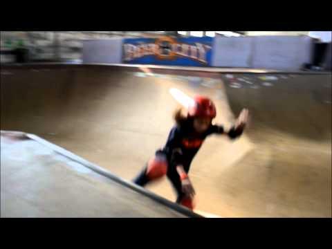 Spencer Breaux, 10 yr old skater girl, 2014