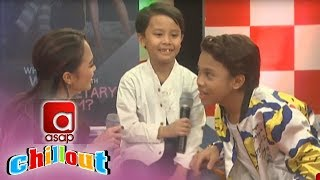ASAP Chillout: Onyok admits he has a crush on Xia Vigor