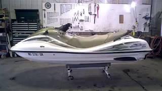 2004 Yamaha WaveRunner SUV 1200 Personal Watercraft Specs ...