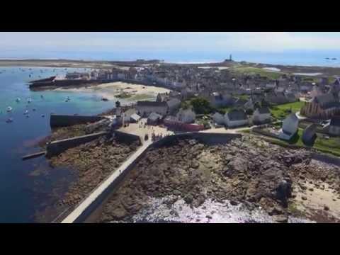 L'île de Sein en Finistère