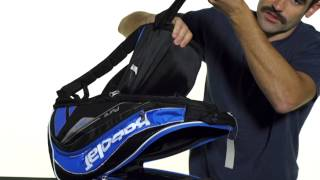 Babolat Pure Drive Backpack video