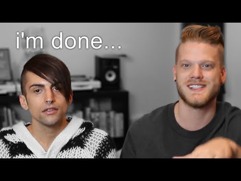 scott hoying annoying mitch grassi for 2 minutes straight