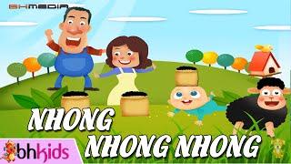 Liên Khúc Nhong Nhong Nhong - Nhạc Thiếu Nhi Sôi Động Cho Bé