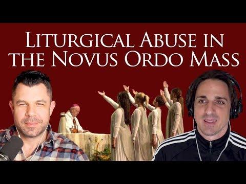 Liturgical Abuse in the Novus Ordo Mass