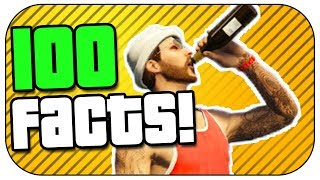 100 Facts about GTA 5 You (Probably) Didn't Know!