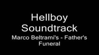 Hellboy Soundtrack - Father's Funeral