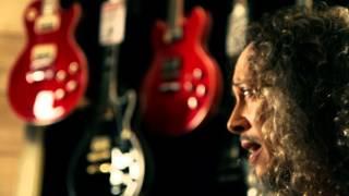 Metallica's Kirk Hammett At Guitar Center