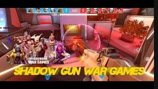 Game dengan kualitas HD |Shadow gun War games |Indonesia