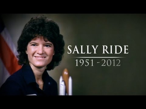 Sally Ride Death: First Female Astronaut in Space Dies of Pancreatic Cancer at 61