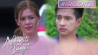 Grace catches Michael feeling uneasy | Nang Ngumiti Ang Langit (With Eng Subs)