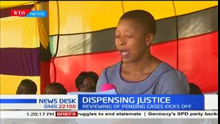 Office of the DPP kicks off exercise to review pending cases