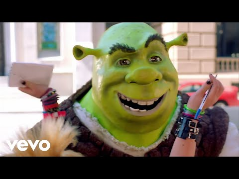 Smash Mouth - I'm A Believer (Official Music Video)