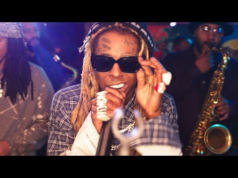 "Lil Wayne – ""Playoff"" feat. Poppy H, Corey Henry & The Treme Funktet"
