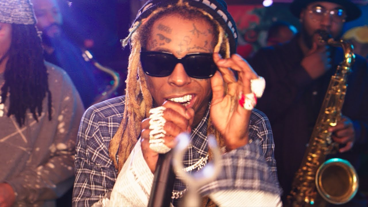 Lil Wayne - Playoff Ft. Poppy H, Corey Henry & The Treme Funktet