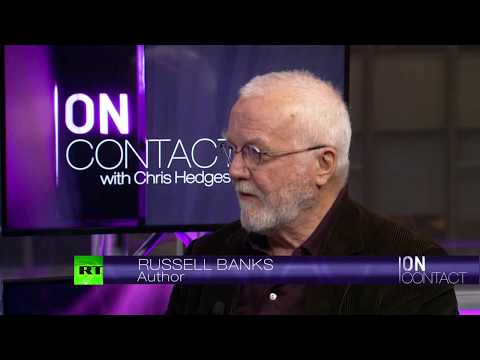 On Contact: Memories Lost with Author Russell Banks