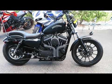 2014 Harley-Davidson Sportster® Iron 883™ in Sanford, Florida - Video 1