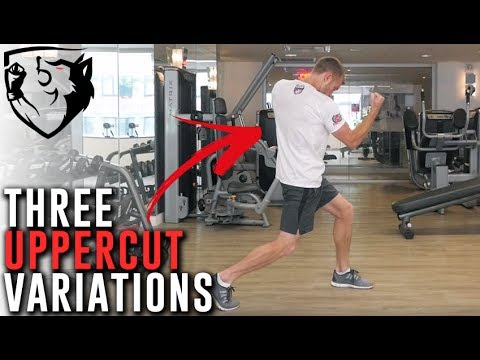 3 Uppercut Variations: Long, Short, & The Bolo Punch