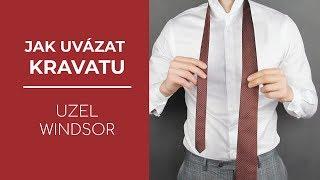 Jak Uvázat Kravatu - Uzel Windsor