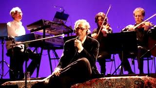 Franco Battiato - Caffe della paix - Ragusa 09/05/2013