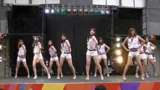 Genie(snsd) dance cover by Klassy from STEP【東大駒場祭2015】