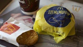 Breakfast fast-food fight
