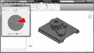 Step 3— Applying Report Templates in Autodesk Inventor for Visual DM