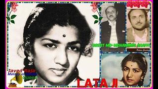 LATA JI~Film-DARA-[1953]-Bandhan Hein   - YouTube