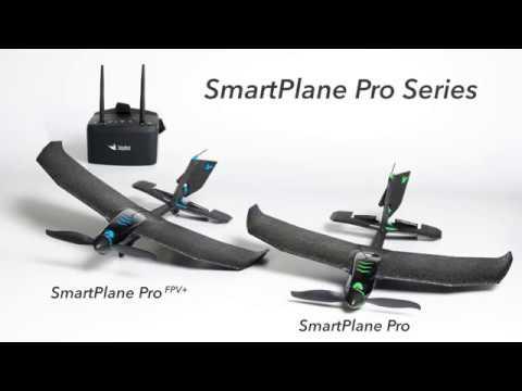Полет самолета TobyRich SmartPlane Pro