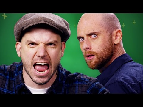 Nice Peter vs EpicLLOYD 2. Epic Rap Battles of History