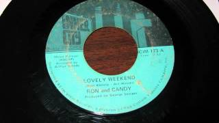 Ron and Candy - Lovely Weekend