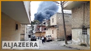 🇸🇾 Syria's war: Offensives on Afrin and Ghouta continue | Al Jazeera English