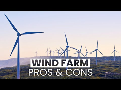 The Wind Farm Argument | Pros and Cons of Wind Turbines