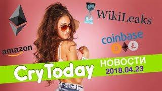 CryToday - Ethereum майнинг умрёт? Цена Биткоина растёт. Новости Криптовалют