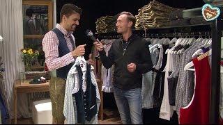 Dirndl, Lederhosen, Trachtenweste! Was ist In & Out zum Oktoberfest! Daniel Fendler-WiesnGaudiTV