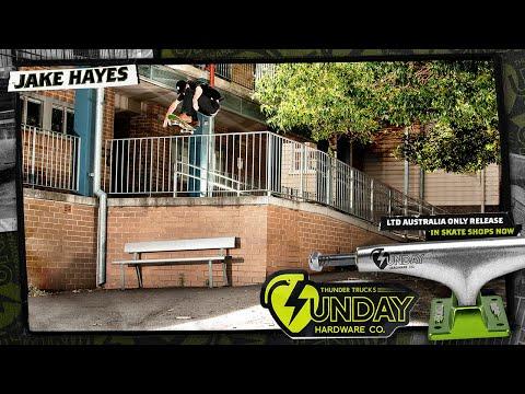 Image for video THUNDER X SUNDAY HARDWARE
