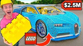 7 Amazing LEGO Builds You Won't Believe!!
