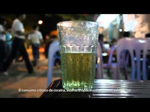 El tratamiento de la borrachera y el alcoholismo de la oración