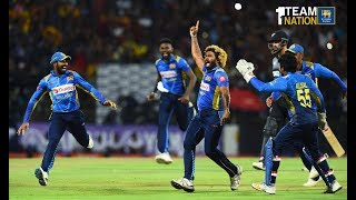 Lasith Malinga's 4 in 4 | 3rd T20I Full Highlights