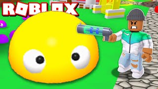 BUYING A $2,000,00 WEAPON!! | Roblox Blob Simulator