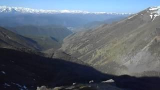 На вершину 3000 м возле Акташа. Курайский хребет.