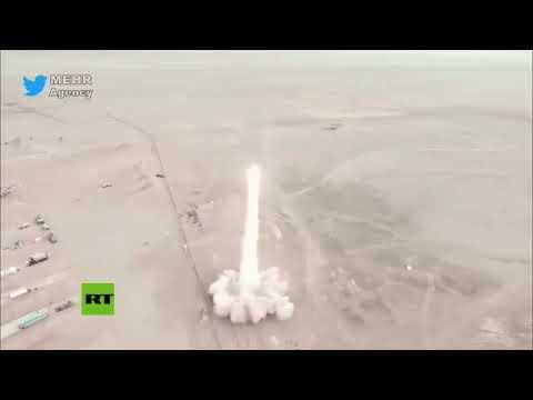 Iran unveils domestically made Bavar-373 mobile air defense