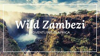 Wild Zambezi - 4K Full Documentary